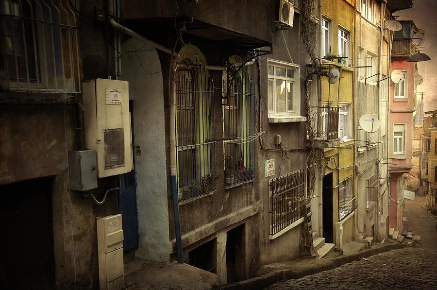 Old Photograph - Absence 16.37 by Taylan Apukovska