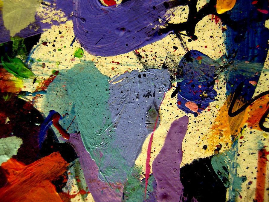 Abstract Painting - Abstract 11 by John  Nolan