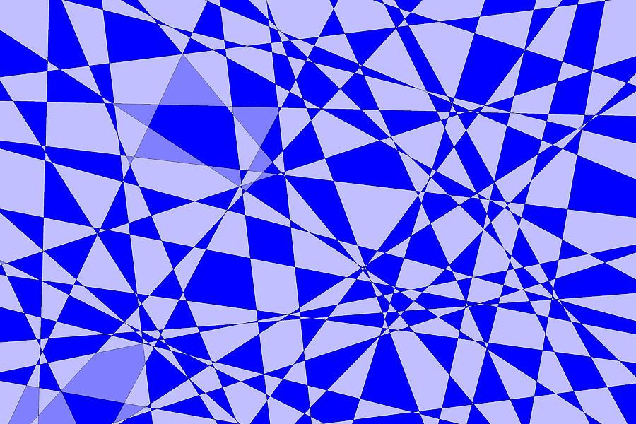 Original Digital Art - Abstract 151 by J D Owen