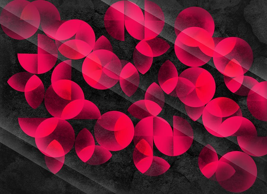 Contemporary Digital Art - Abstract 4  by Mark Ashkenazi