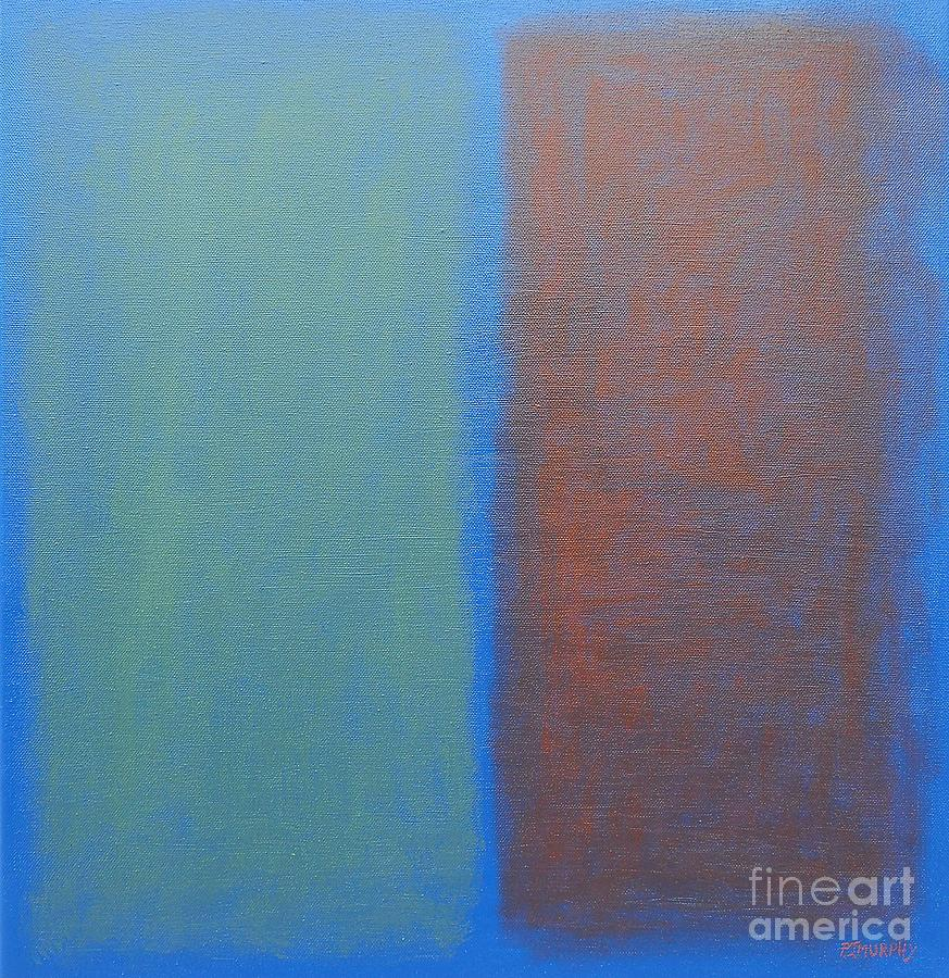 Abstract Painting - Abstract 45 by Patrick J Murphy