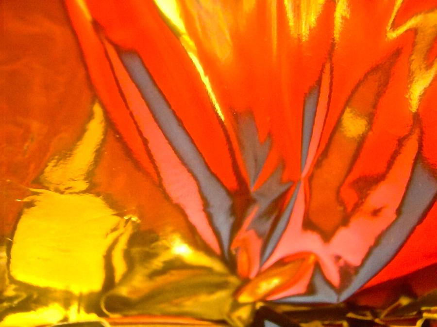 Red Photograph - Abstract 4824 by Stephanie Moore