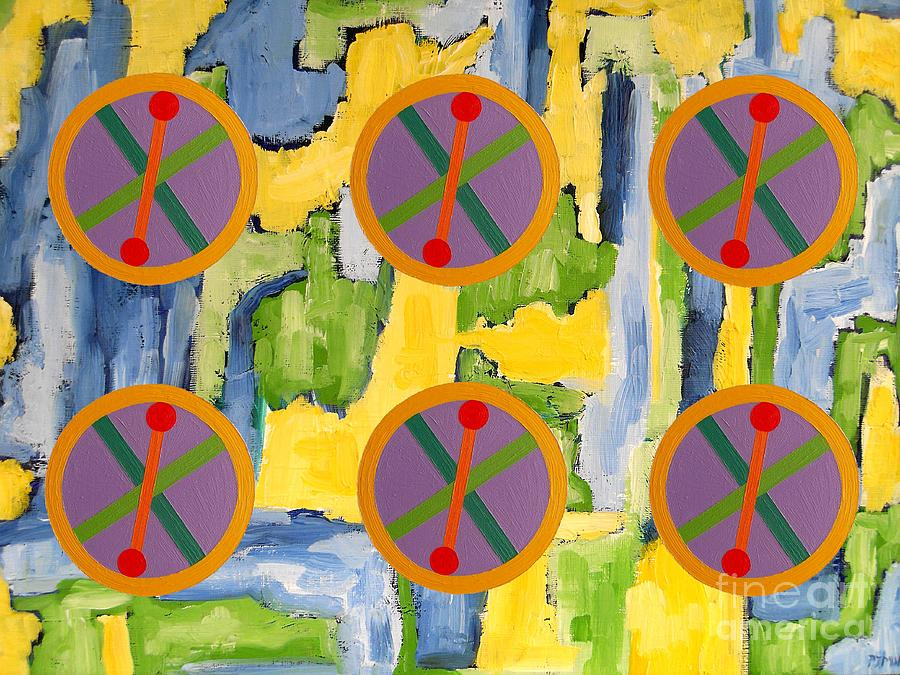 Celtic Painting - Abstract 82 by Patrick J Murphy
