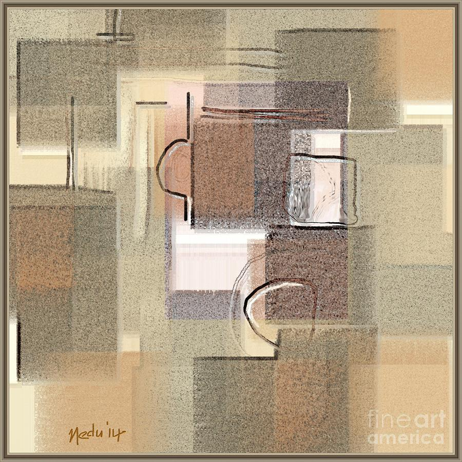 Art Prints Painting - Abstract 949 by Nedunseralathan R