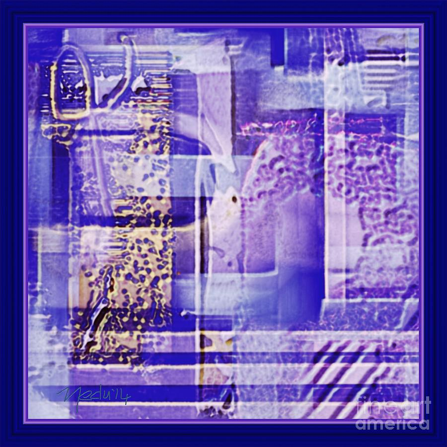 Art Prints Painting - Abstract 950 by Nedunseralathan R