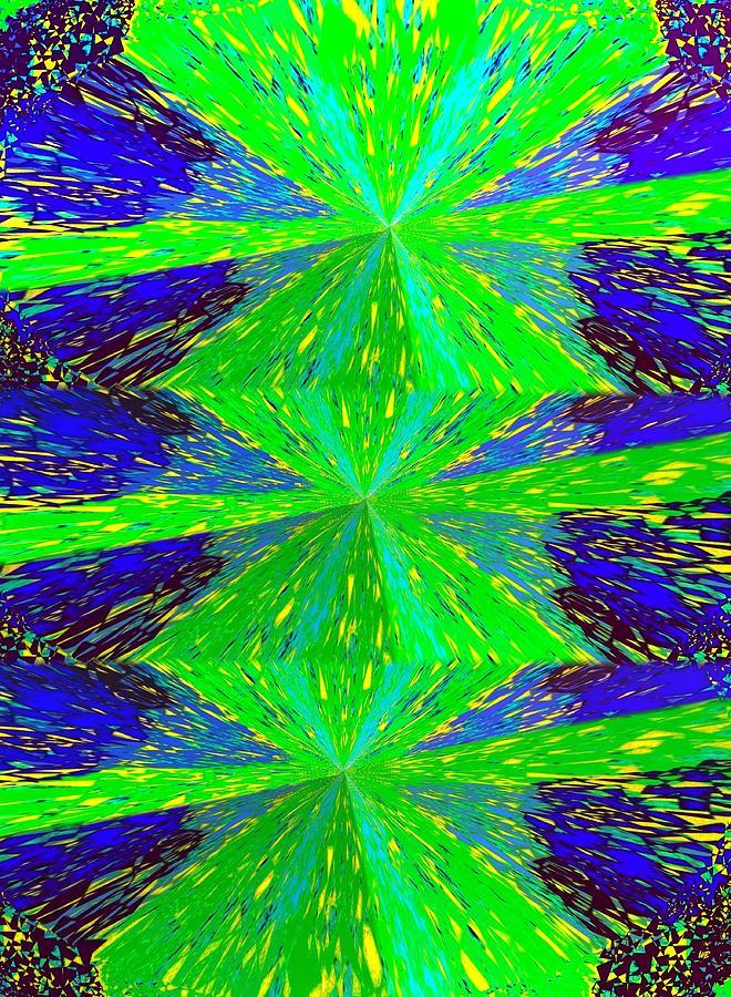 Abstract Fusion 162 Digital Art