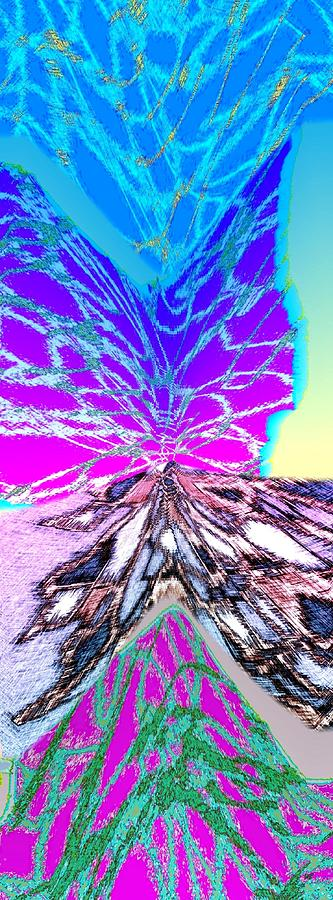 Abstract Fusion Digital Art - Abstract Fusion 196 by Will Borden