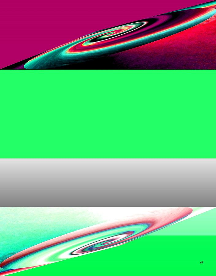 Abstract Fusion 209 Digital Art