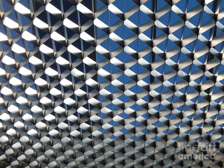 New Orleans Abstract Illusions Photograph