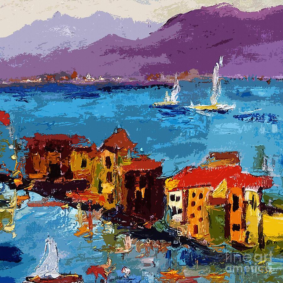 Portovenere Paintings | Fine Art America