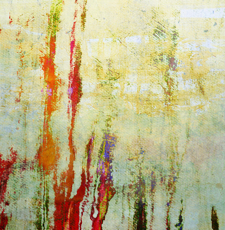 Abstract Digital Art - Abstract Print 17 by Filippo B