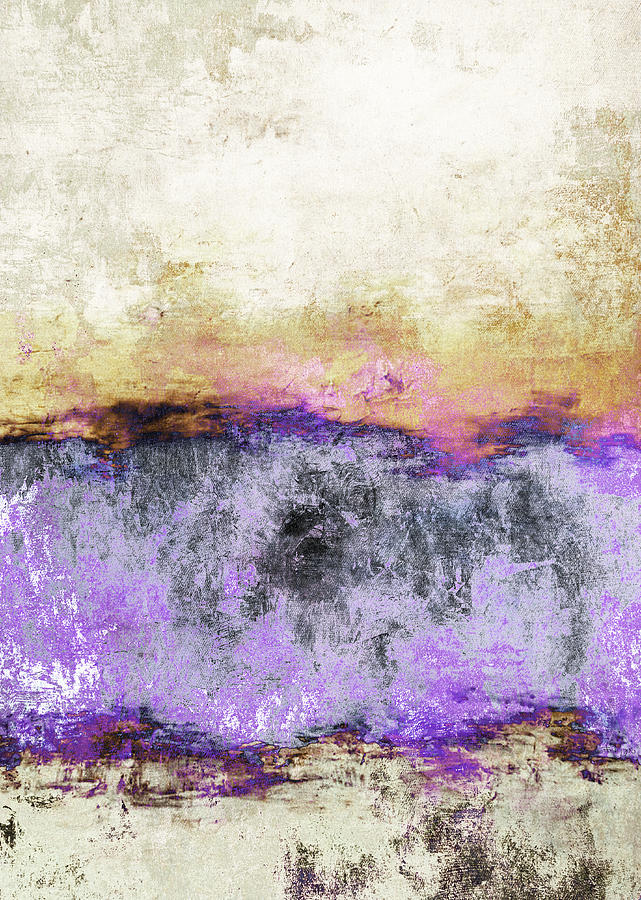 Abstract Painting - Abstract Print 20 by Filippo B