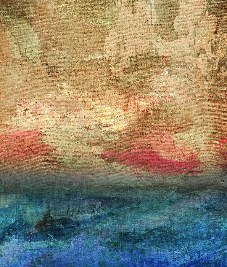 Abstract Digital Art - Abstract Print 3 by Filippo B