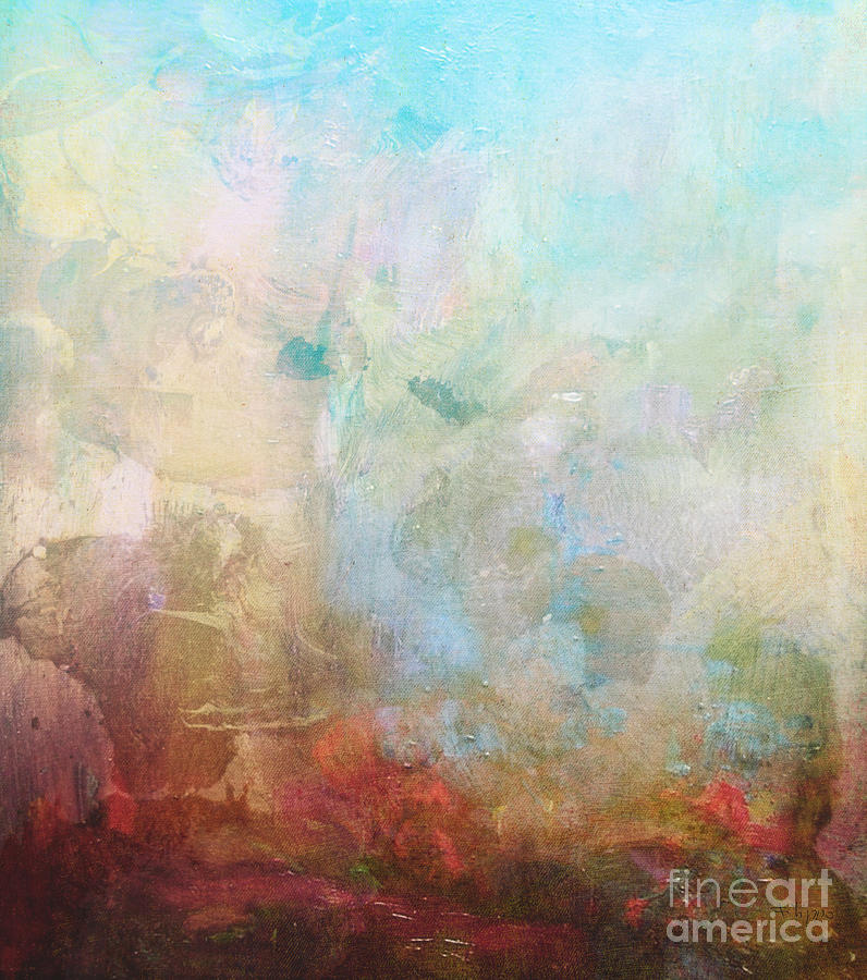 Abstract Digital Art - Abstract Print 6 by Filippo B