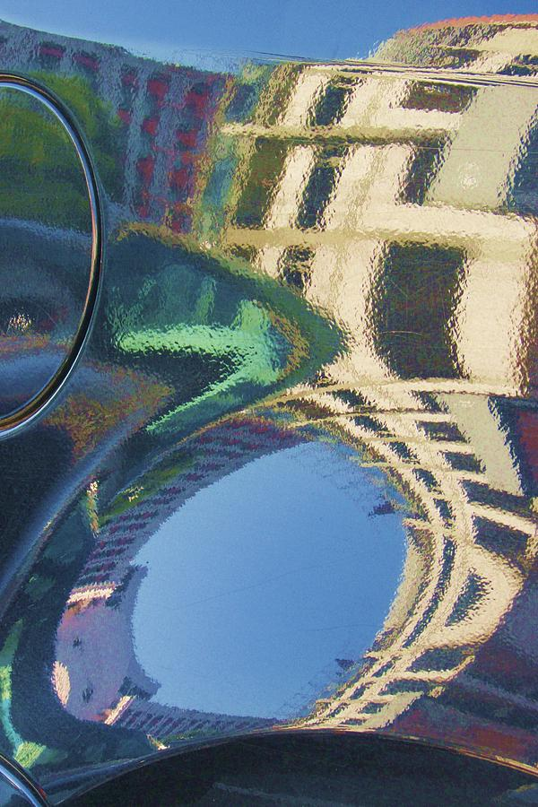 Abstract Photograph - Abstract Reflection #2 by Svetlana Rudakovskaya