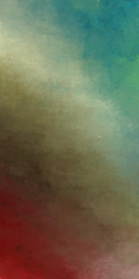 Abstract Expressionism Digital Art - Abstract Sky Study 1 by Jeff Montgomery