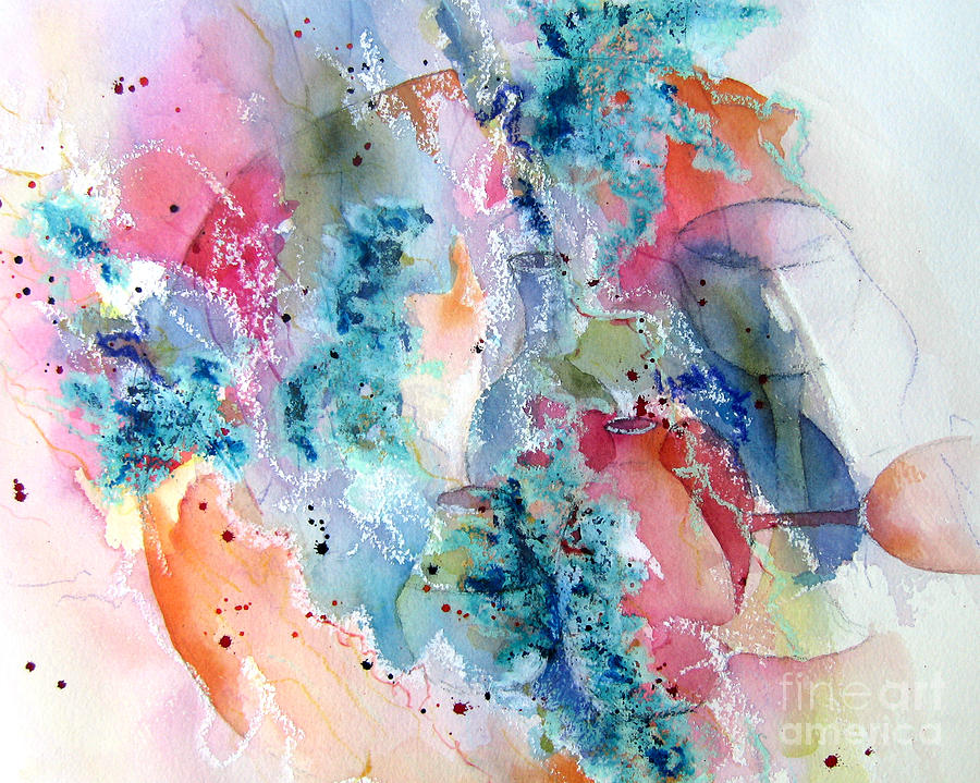 Abstract Still Life I by Vicki Brevell