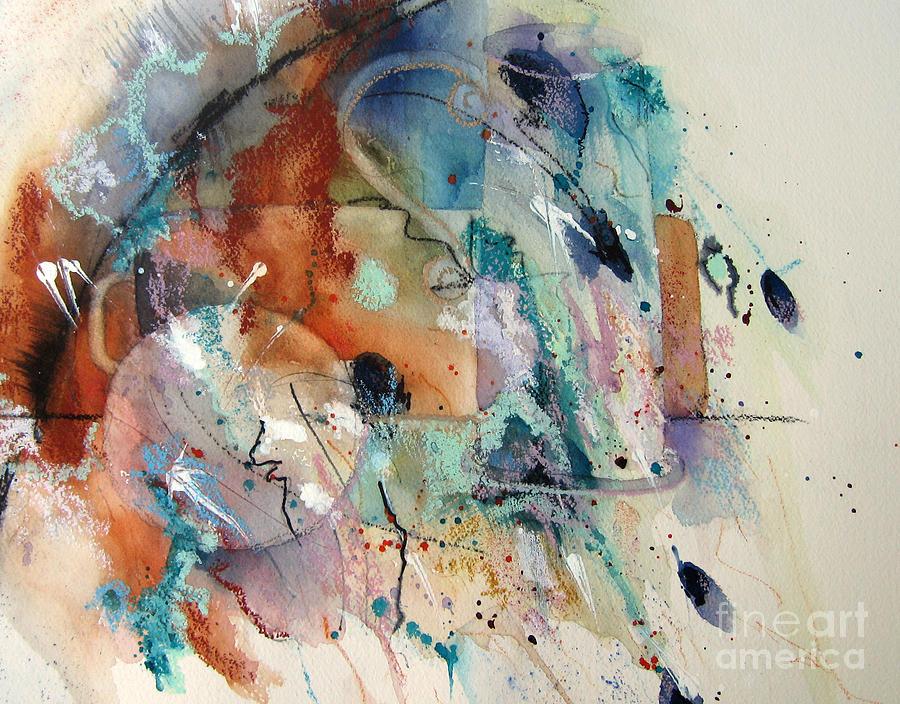 Abstract Still Life II by Vicki Brevell