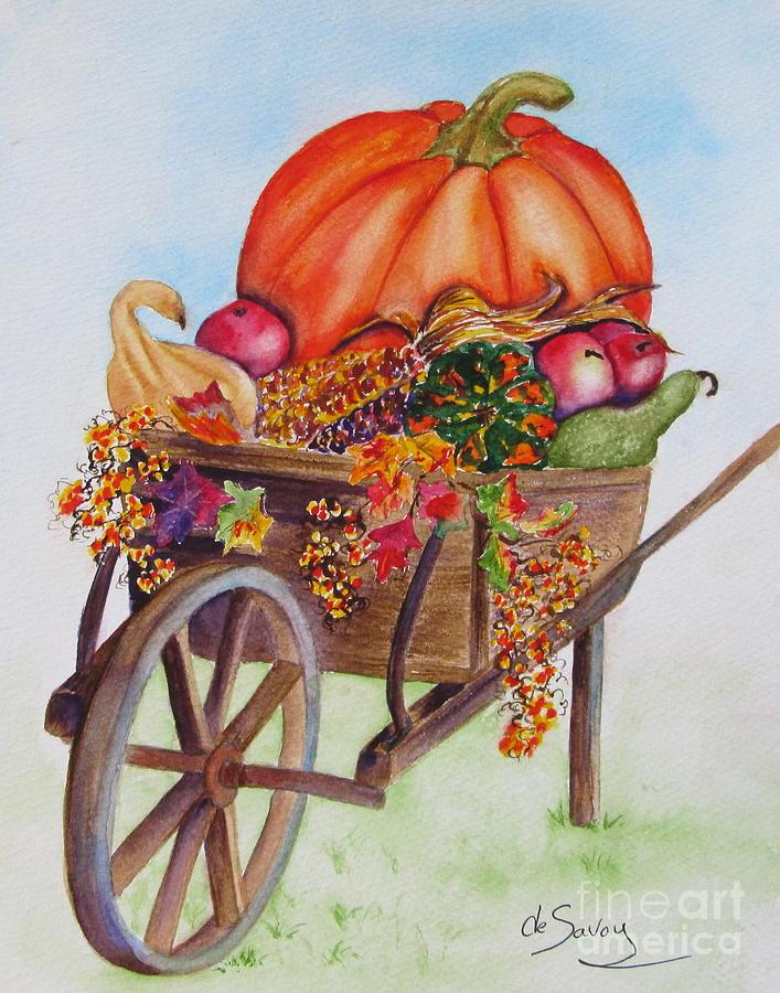 Abundance  by Diane DeSavoy