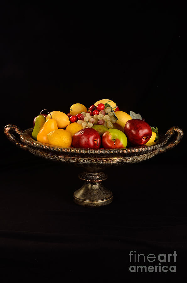 Food Photograph - Abundant Fruit by Timothy OLeary
