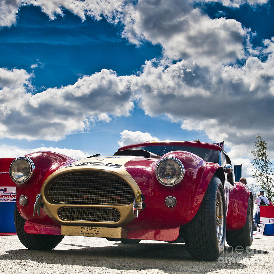 Ac Cobra Photograph - Ac Cobra by Mike Hayward