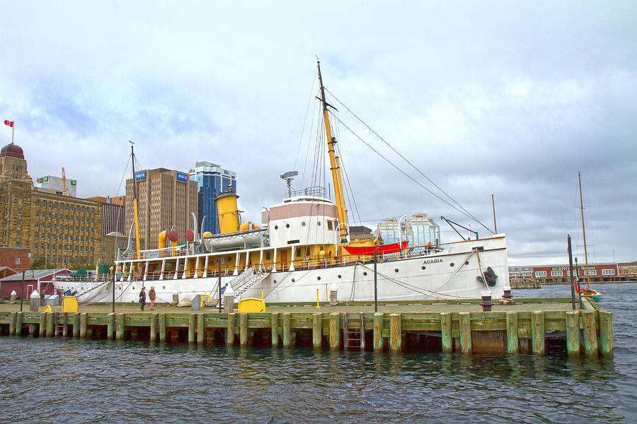 Boat Photograph - Acadia  by Betsy Knapp