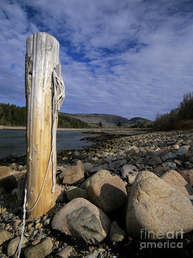Atlantic Ocean Photograph - Acadia National Park - Maine Usa by Erin Paul Donovan