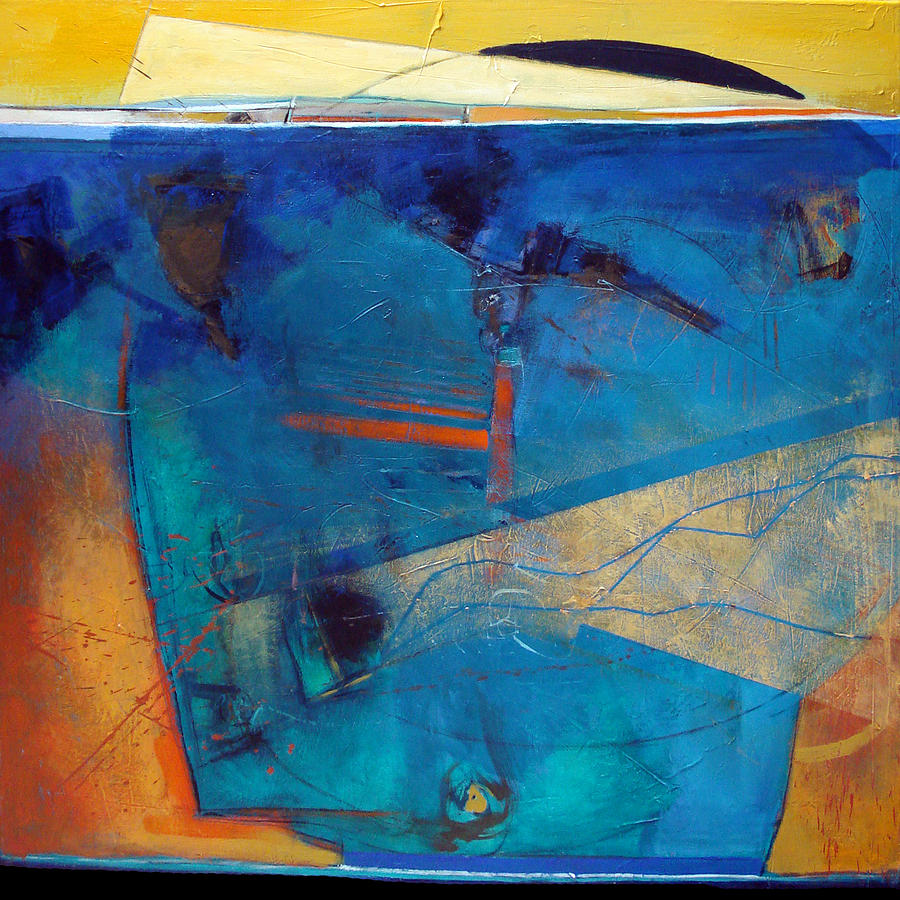 Abstract Painting - Acknowledgement by Dale  Witherow