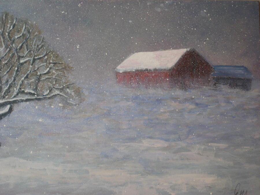 Across the Road by Edy Ottesen