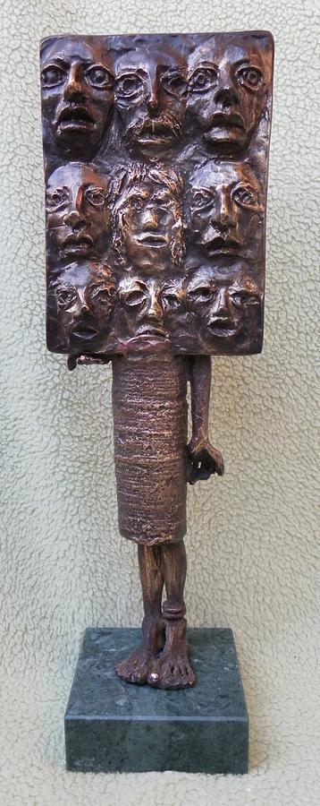 Sculpture Sculpture - Actor by Markus Czarne