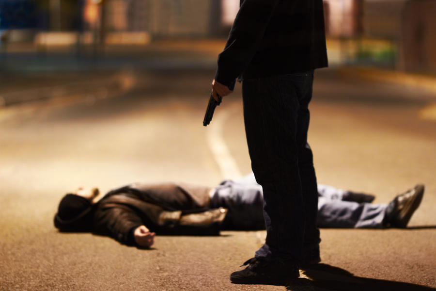 Acts of violence Photograph by PeopleImages