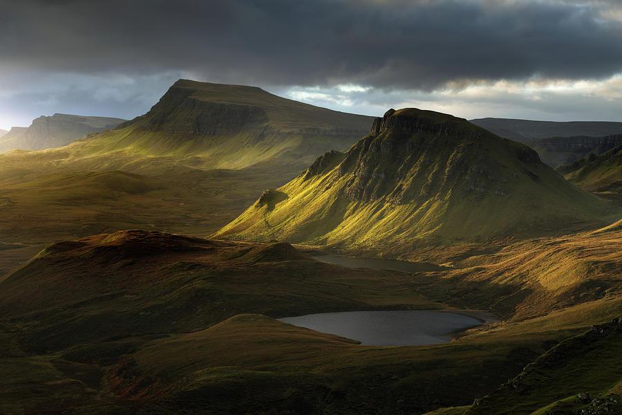 Landscape Photograph - Adagio by David Bouscarle