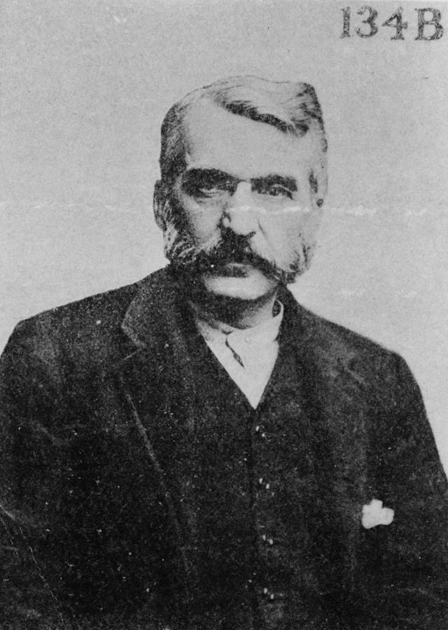 1890 Photograph - Adam Worth (1844-1902) by Granger