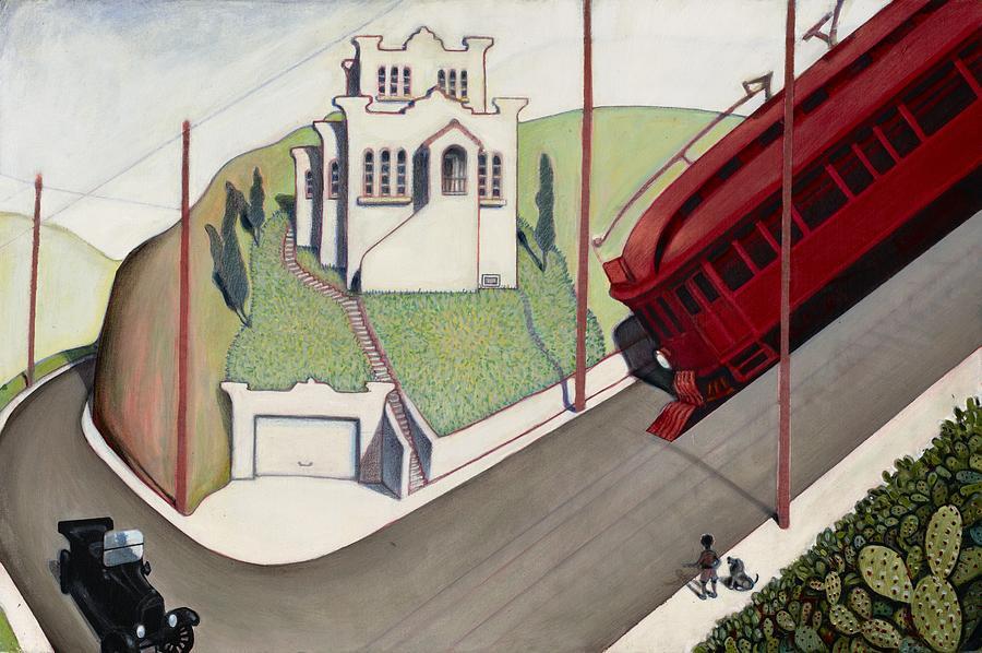 Adams Hill by John Reynolds