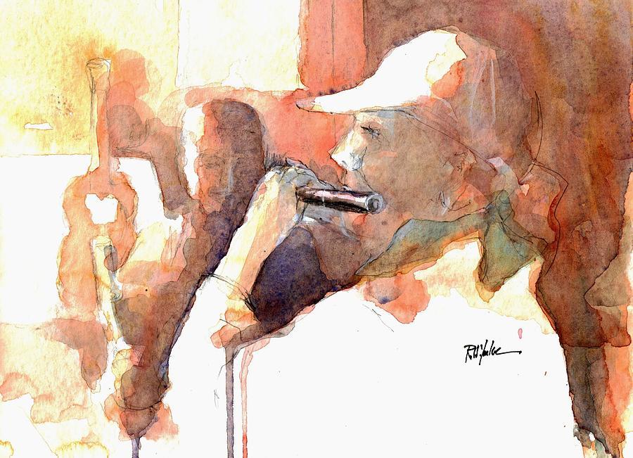 Adare Flute Painting