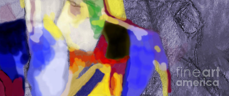 Torah Digital Art - Benefit Of Concealment 1ab by David Baruch Wolk