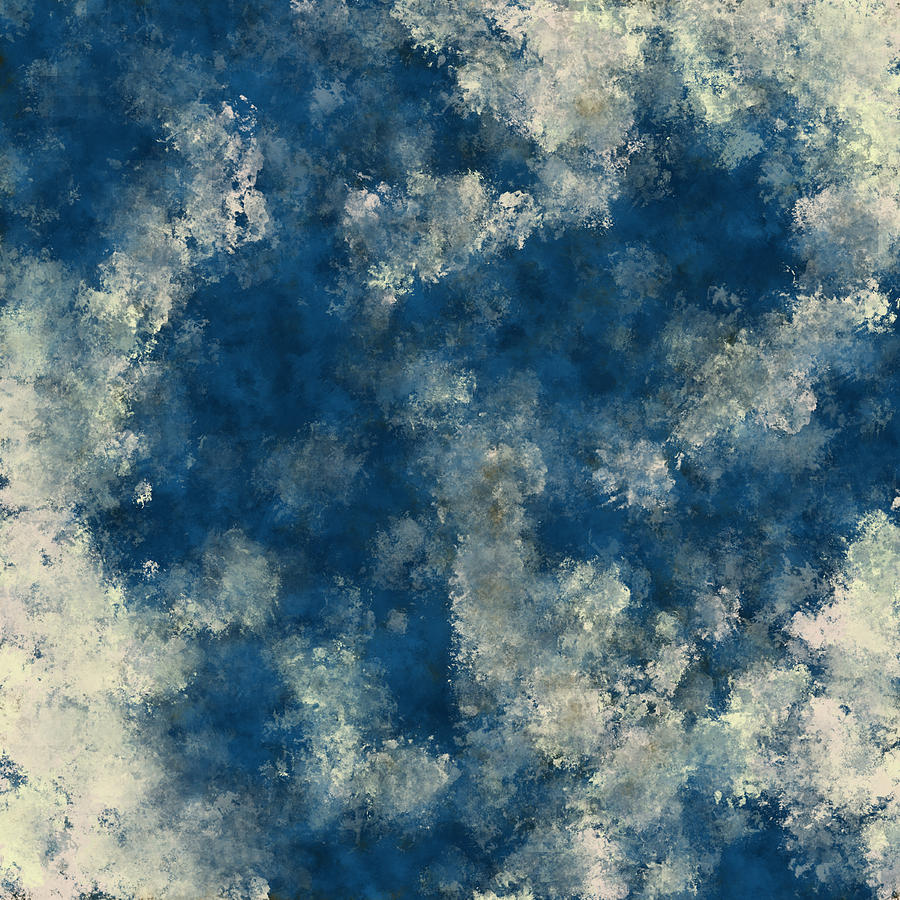 Clouds Digital Art - Aerial Dreams 1 by Jeff Montgomery