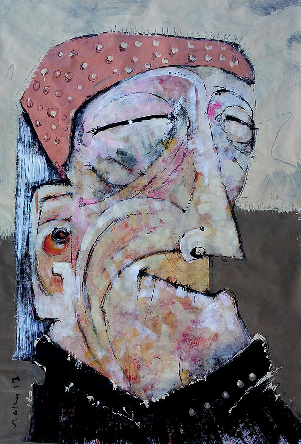Age Painting - Aetas No 2 by Mark M  Mellon