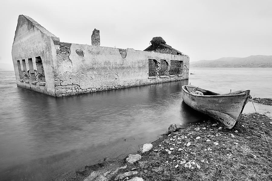 Afloat Photograph - Afloat - 2 by Okan YILMAZ