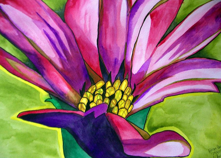 Daisy Painting - African Daisy by Sacha Grossel