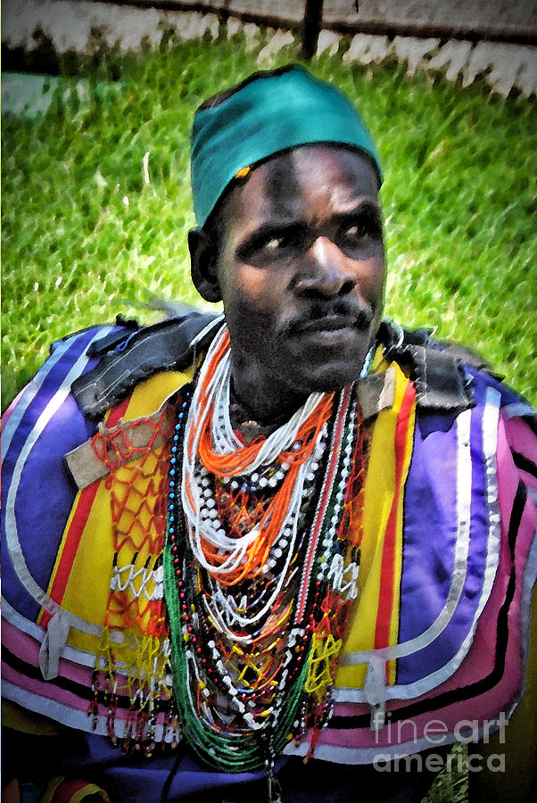 African Look Photograph