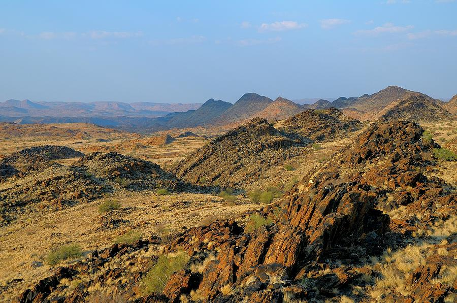 African Scenery Photograph by Vittorio Ricci - Italy