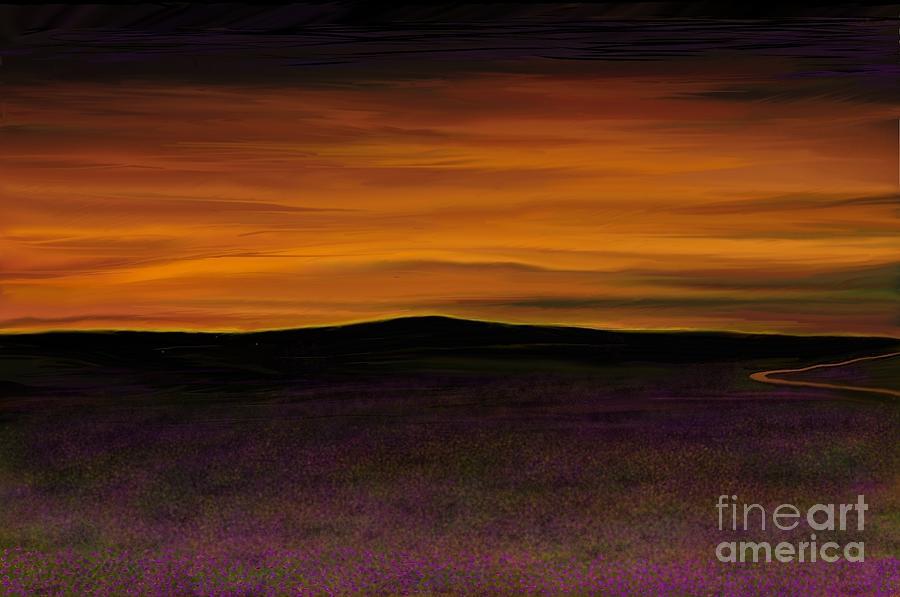African Sky by Rand Herron