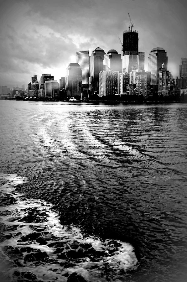 New York City Photograph - Aft by Diana Angstadt