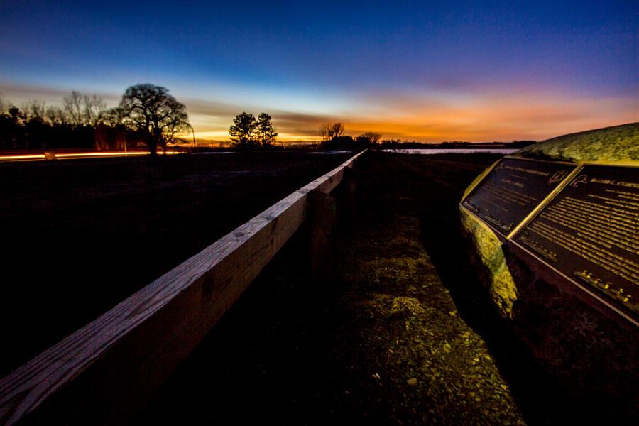 Landscape Photograph - After Get Dark by Bruno Santos