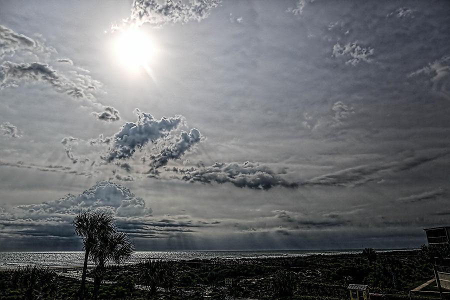 Sun Photograph - After The Storm by Christina Manassa