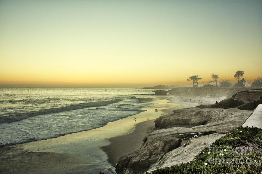 Landscape Photograph - After The Tsunami  by Chris Berry