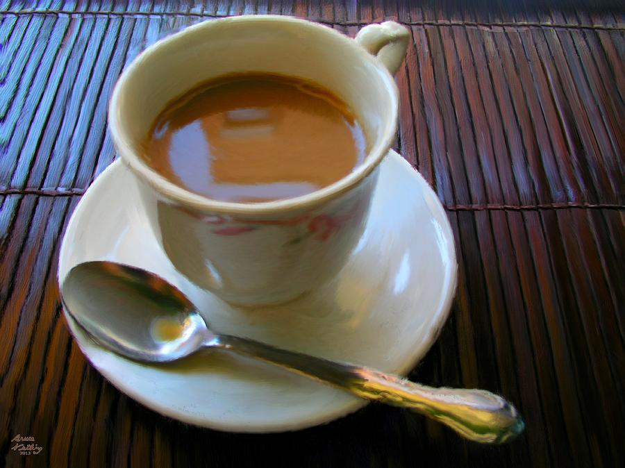 afternoon-cup-of-coffee-bruce- ... #afternoonCoffee