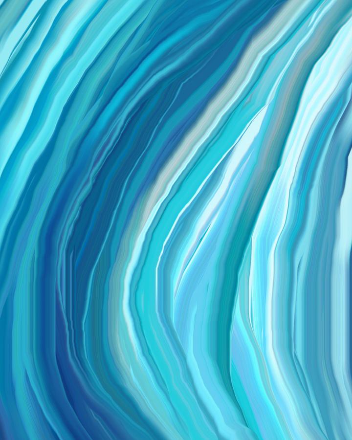Age of Aquarius 2a by Linnea Tober