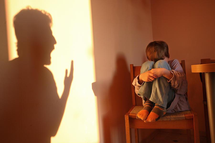 Aggressive parent Photograph by Tomazl